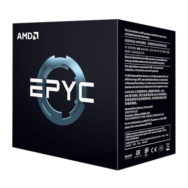 EPYC™ (Eight-Core) Model 7232P(옥타코어 /3.1GHz/대리점정품)