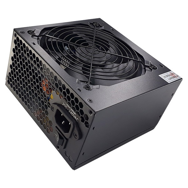 EVEREST 600W PLUS (ATX/600W)