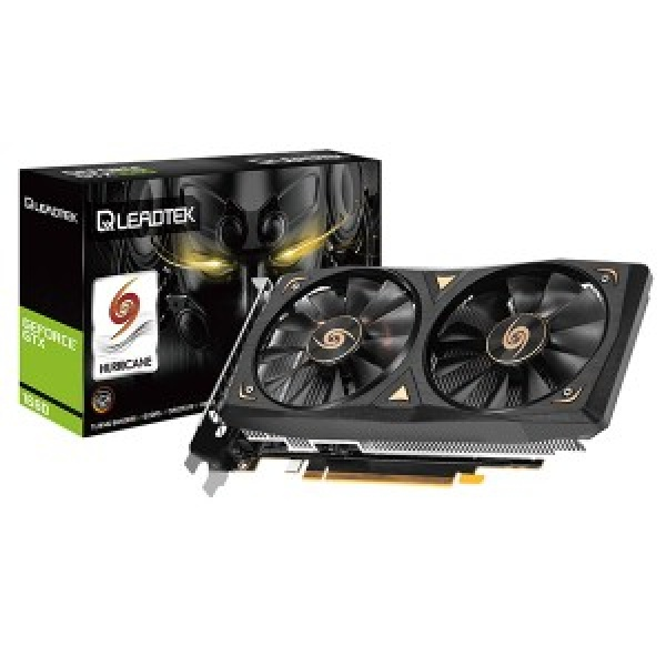 GeForce GTX 1660 WinFast HURRICANE D5 6GB