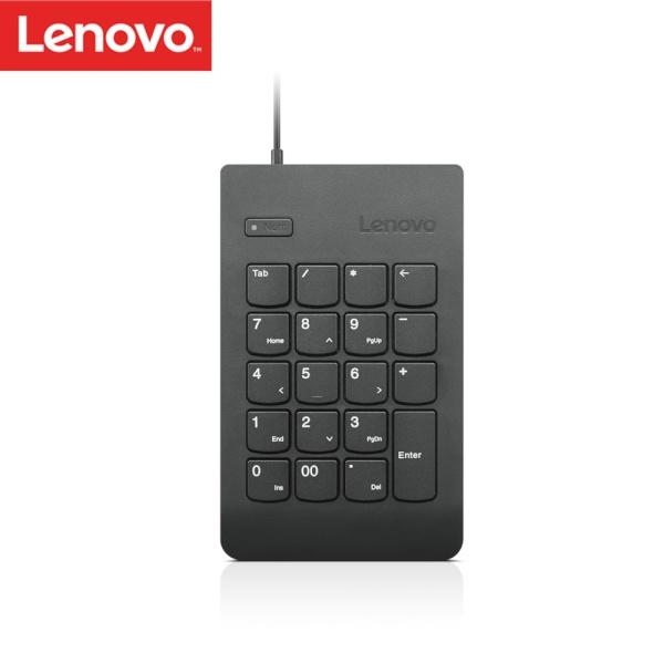 유선 키패드, Numeric Keypad 4Y40R38905 [블랙/USB]