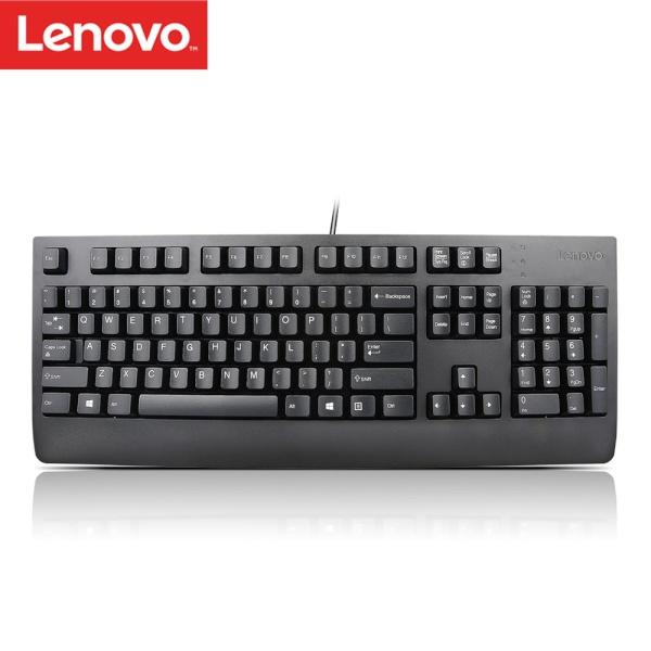 유선키보드, Preferred Keyboard 4X30M86902 [블랙/USB]