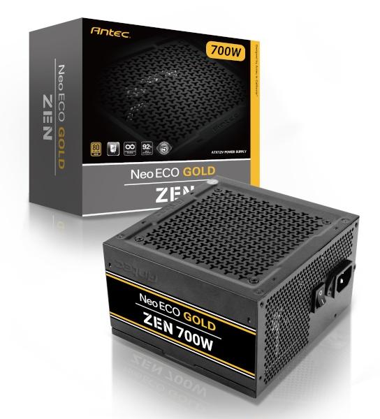 NeoECO ZEN 700W 80PLUS GOLD 프리볼트 (ATX/700W)