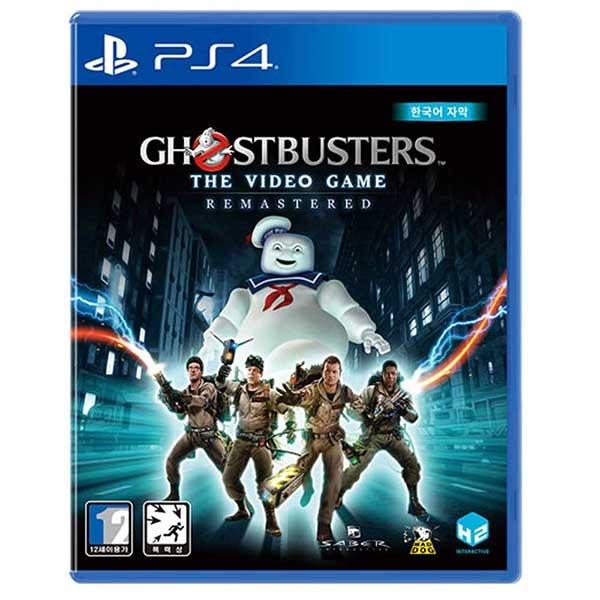 PS4 고스트버스터즈 더 비디오 게임 리마스터드 한글판 [예약판매 / 11일출고]
