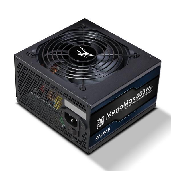 MegaMax 600W 80PLUS STANDARD (ATX/600W)
