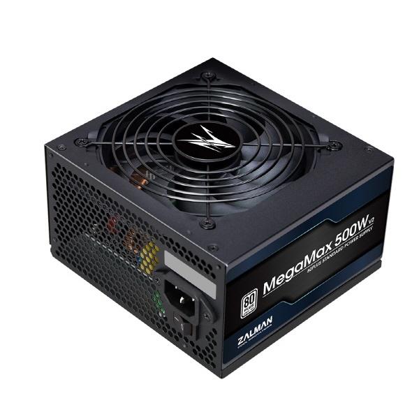 MegaMax 500W 80PLUS STANDARD (ATX/500W)
