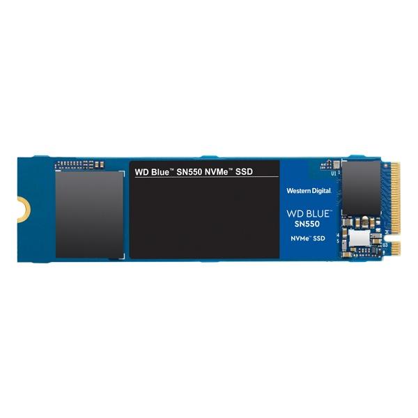 Blue NVMe SSD SN550 M.2 2280 500GB TLC