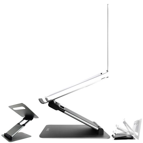 노트북받침대,  AIR Stand riser EX Pro [블랙]