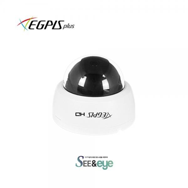 AHD 전용 돔적외선 카메라 EGPIS-EQD4624R(D) [고정렌즈-3.6mm/400만 화소/IR LED 24개]