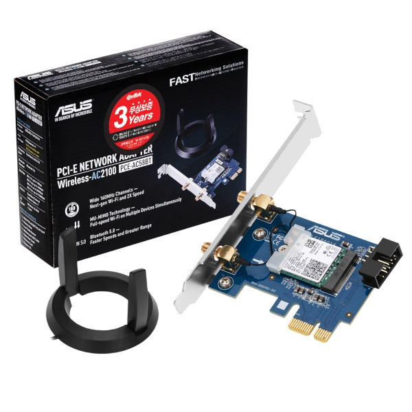 PCE-AC58BT [무선랜카드/PCI-E]