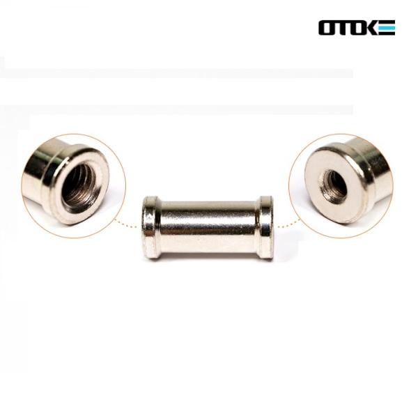 룩스패드43 삼각대 설치용 스피곳 (룩스패드 조명의 연결 부품)