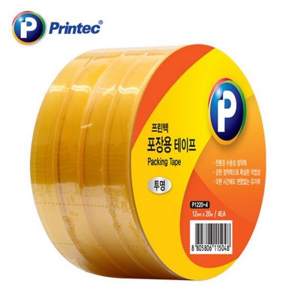 포장용테이프 P1220-4 12mmx20m