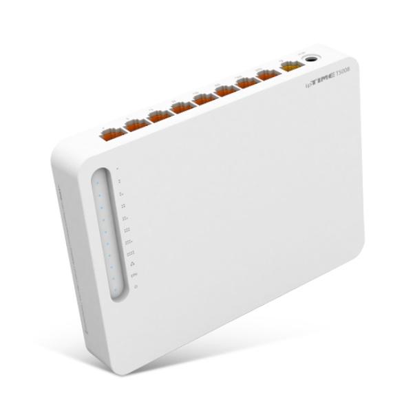 ipTIME T5008 (기가비트/유선공유기)