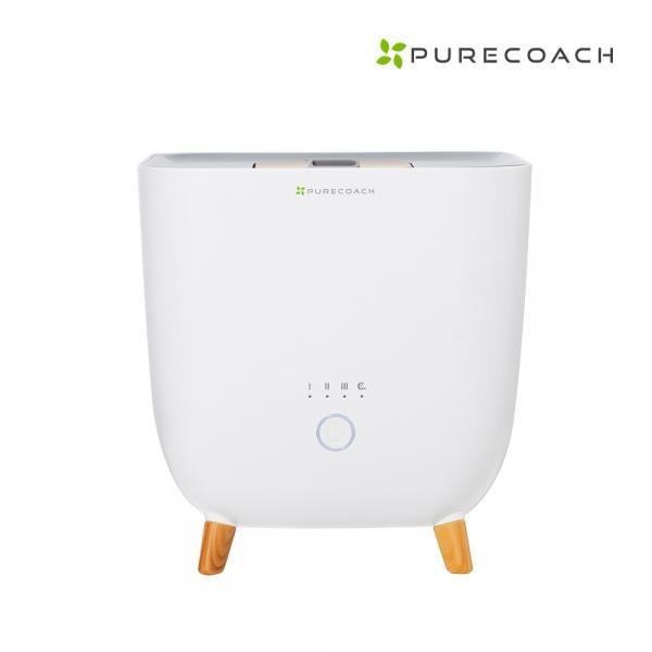 퓨어코치 HY200HM 하이브리드 가습기 초음파+가열식 아로마테라피 대용량3L 저소음