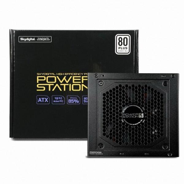 파워스테이션5 PS5-700EV 80PLUS Standard (ATX/700W)