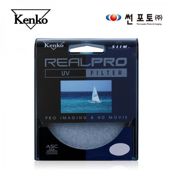 겐코 REALPRO UV 62mm 필터