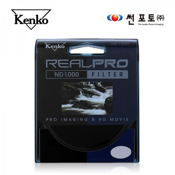 겐코 REALPRO ND1000 72mm 필터