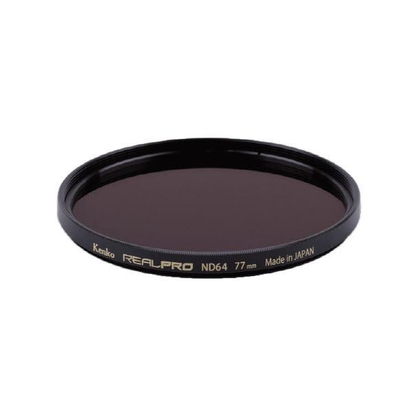 겐코 REALPRO ND64 62mm 필터