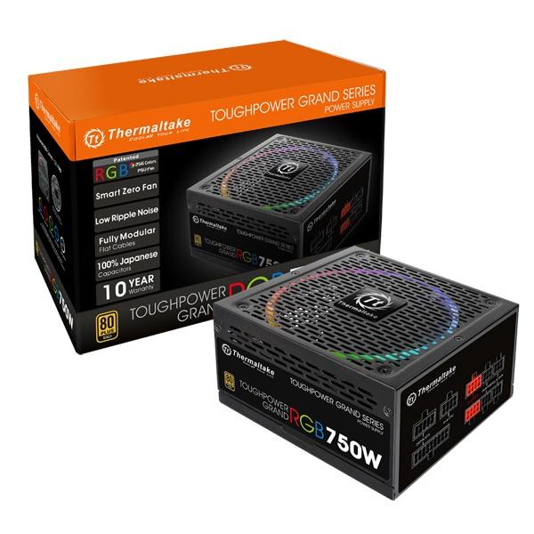 터프파워 그랜드 RGB 750W 골드 풀 모듈러 (ATX/750W)