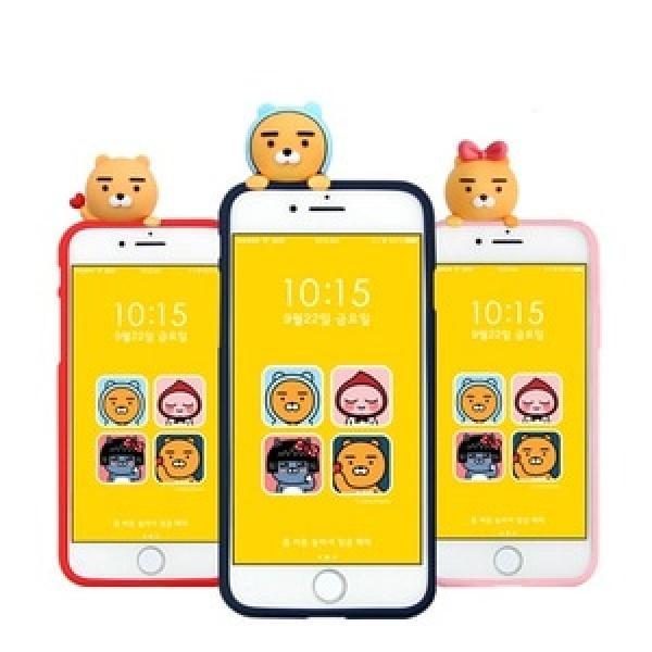 카카오프렌즈 빼꼼 케이스 [제품 선택] 아이폰 11 PRO Max(6.5)