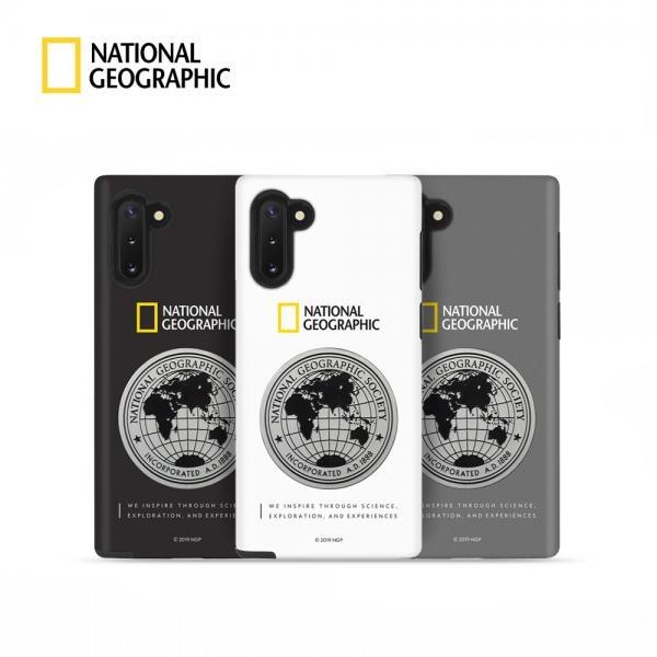 내셔널지오그래픽 메탈 데코 하드쉘 케이스 [제품 선택] 갤럭시노트10