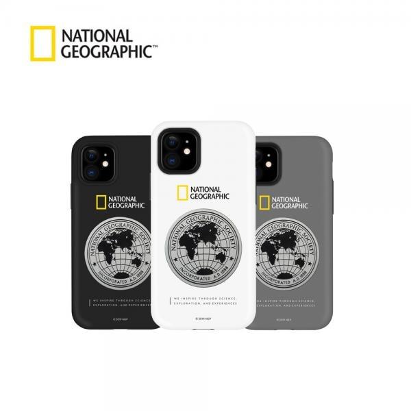 내셔널지오그래픽 메탈 데코 하드쉘 케이스 [제품 선택] 아이폰11
