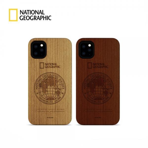 내셔널지오그래픽 글로벌 씰 네이처 우드 케이스 [제품 선택] 아이폰11 프로 맥스