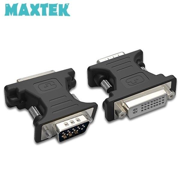 맥스텍 DVI(F) to VGA(M) 변환 젠더 [MT100]