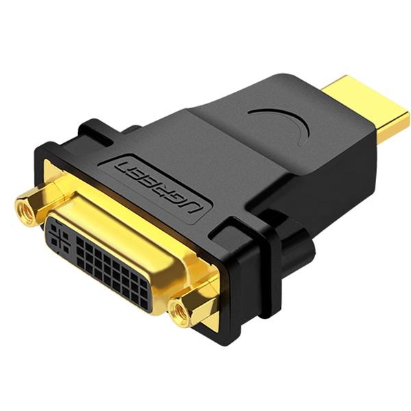 유그린 DVI(F) to HDMI(M) 젠더 [U-20123]