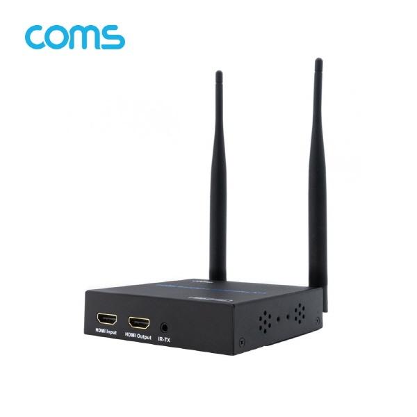 컴스 HDMI 송수신기 세트, ZH397 [최대300M/무선]
