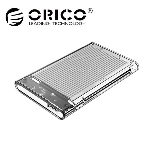 오리코 2179U3 투명+알루미늄방열판 [2.5 외장케이스/USB3.0] [실버]