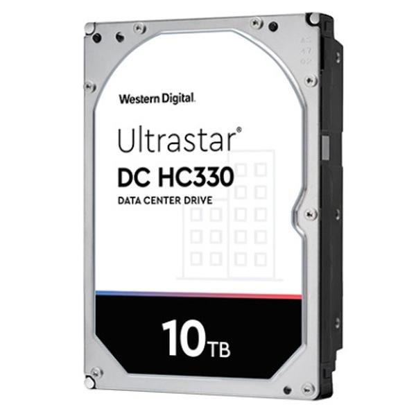 Ultrastar HDD DC HC330 10TB WUS721010ALE6L4 (3.5HDD/ SATA3 / 7200rpm/ 256MB/ CMR)