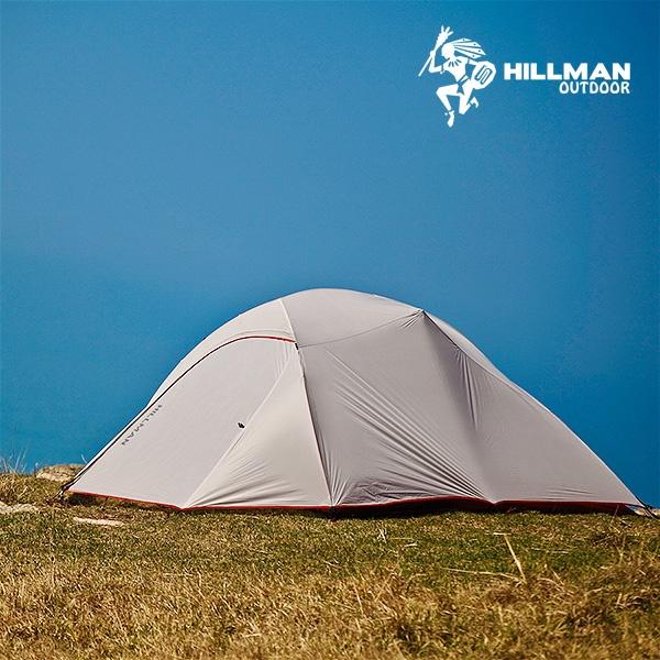 힐맨 클라우드 UP3 - 3인용 텐트/그라운드시트 포함