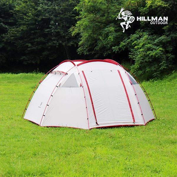 힐맨 벙커돔 ver.2 - 4~6인용 돔 텐트