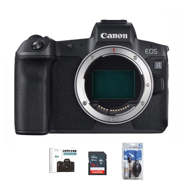 EOS R BODY + SD128G메모리 + 고광택보호커버