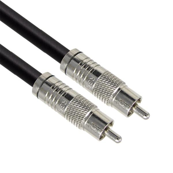 마하링크 국산 고급형 RCA 5C 동축 케이블 30M [MLZ-CC300]