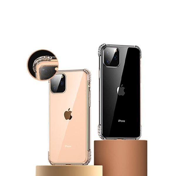 아이폰 투명 범퍼 젤리케이스 [옵션 선택] 아이폰 XS