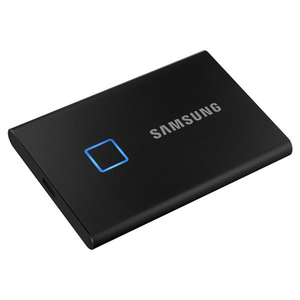 외장SSD, 포터블 T7 Touch [USB3.2 Gen2] [1TB/블랙]