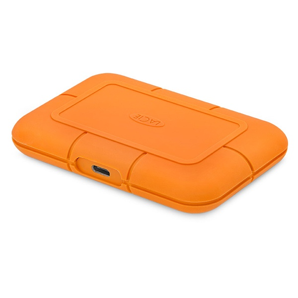 Rugged SSD USB-C + Rescue [MVMe] [USB3.1/USB3.0] [2TB]