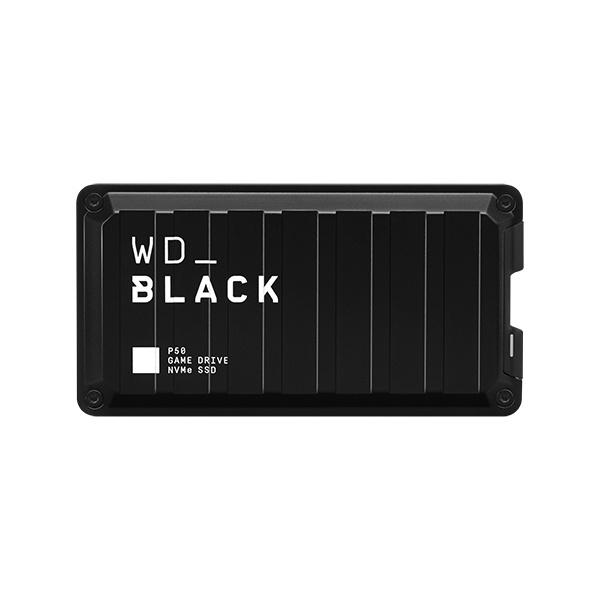 외장SSD, WD Black P50 Game Drive [USB3.2 GEN 2x2 / PS4,XBOX호환] [블랙/1TB]