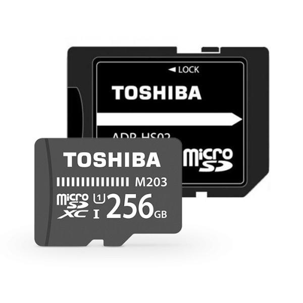 MicroSDHC/XC, UHS-I U1 M203 64GB