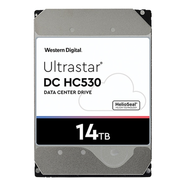 Ultrastar HDD DC HC530 14TB WUH721414AL5204 (3.5HDD/ SAS/ 7200rpm/ 512MB/ CMR)