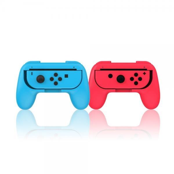 닌텐도 스위치 조이콘 핸드그립 2(P) 색상선택 레드/블루