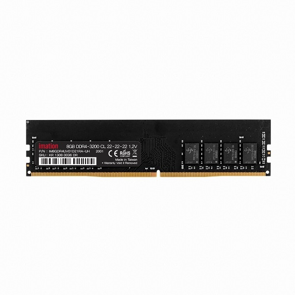 DDR4 8GB PC4-25600 CL22