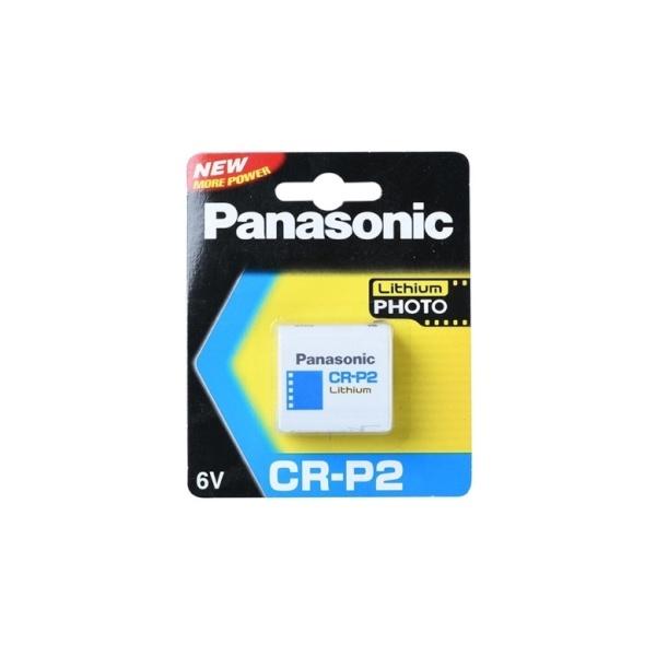 파나소닉 CR-P2 카메라용 리튬전지