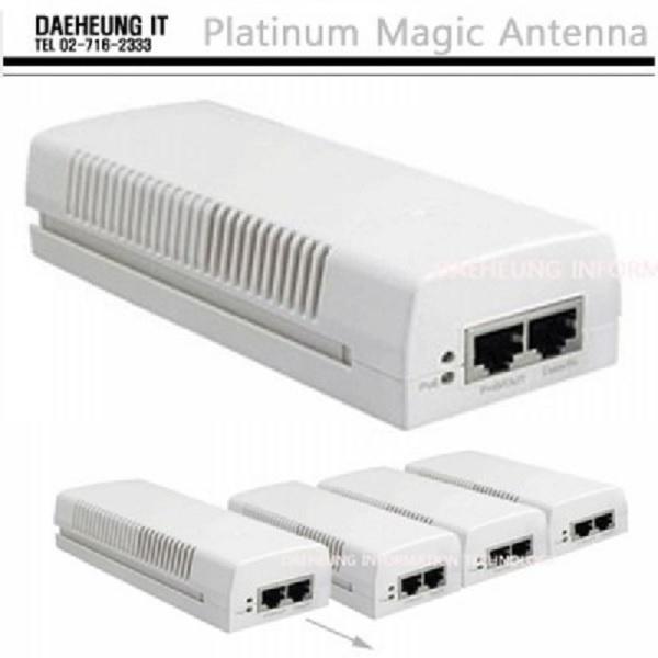 [대흥정보기술(주)] 대흥정보기술 PM-POE48V [PoE인젝터/10/100Mbps/24W]