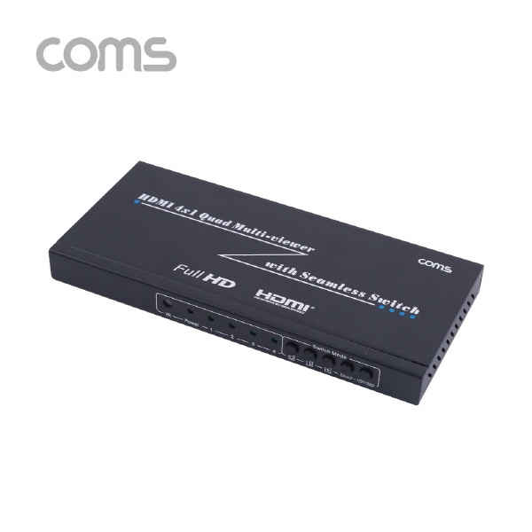 [CV172S]  Coms HDMI 화면 분할기(4x1) / 분배기