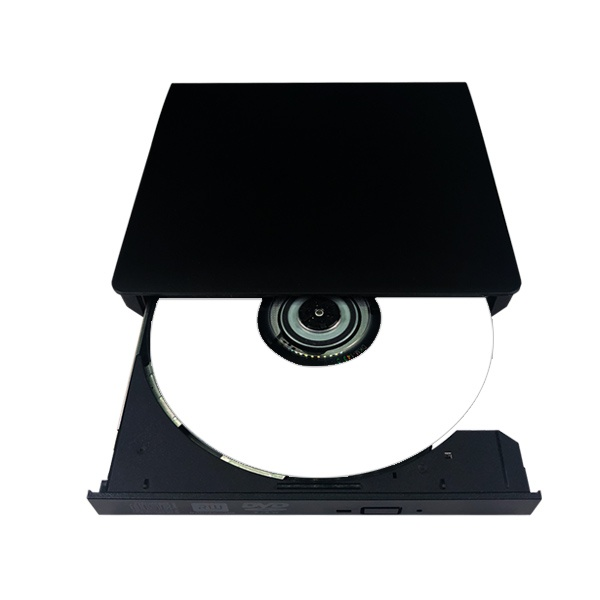 USB 3.0 슬림 외장형 ODD 블랙 [CD-RW /DVD-RW]