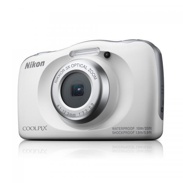 방수 카메라 W150 + 16GB 메모리