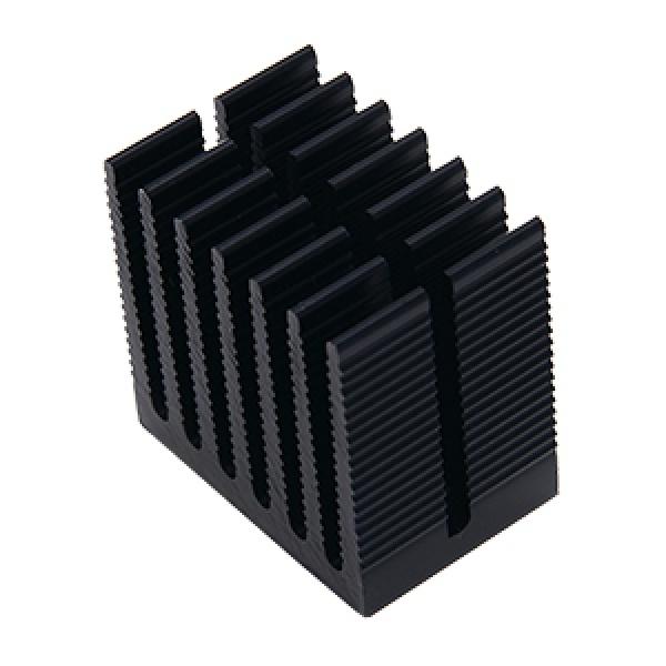 쿨러텍 CT-HS302030 BLACK 30x20x30 알루미늄