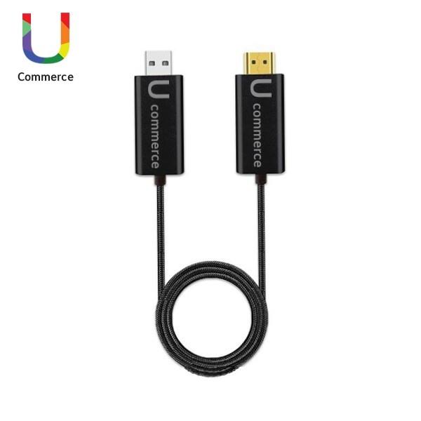 [유커머스] 핸드폰 무선 HDMI 미러링 동글 스마트폰 미라캐스트